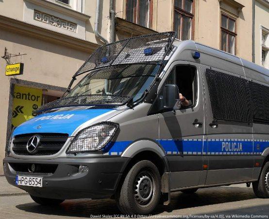 Policja Chorzów: Poszukujemy sprawcy usiłowania rozboju