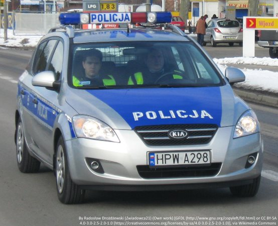 """Policja Chorzów: """"77 TOUR DE POLOGNE"""" - Uwaga na utrudnienia w ruchu !"""