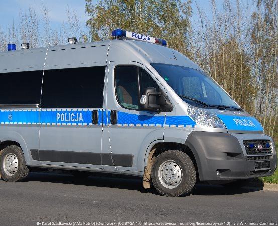 Policja Chorzów: Ares odszedł na zasłużoną emeryturę