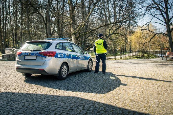 Policja Chorzów: List gończy za poszukiwanym Łukaszem HANAS